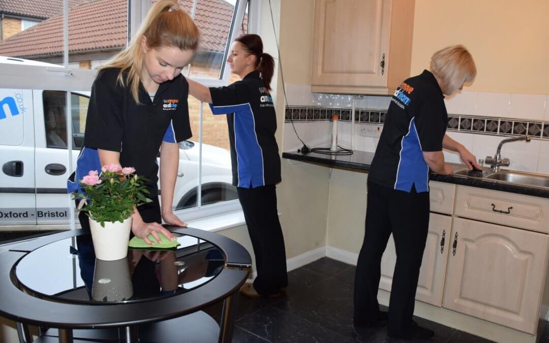End of Tenancy Cleaning Swindon: Get Your Rent Deposit Back!