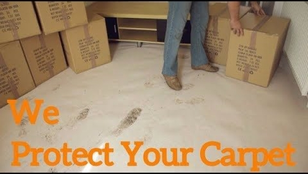 We Protect Your Carpet
