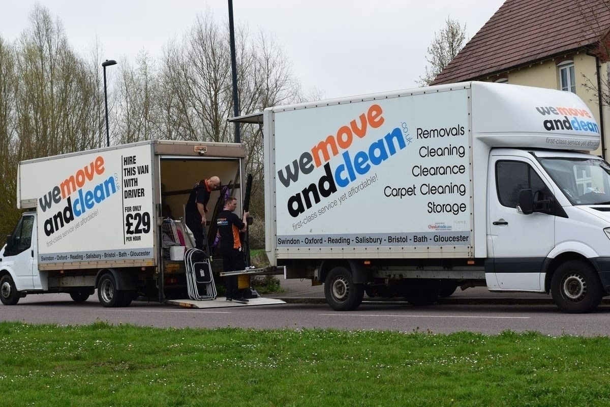 Removals Swindon House Moving Company